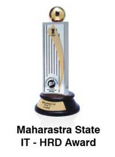Maharastra State IT-HRD Award