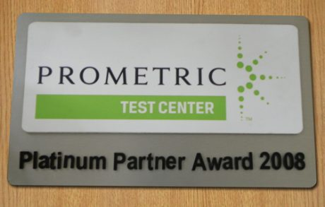 Platinum Partner Award